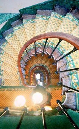 Hotel Duc de Saint Simon: Stairs