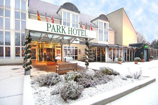Ahrensburg, Almanya: Winter image