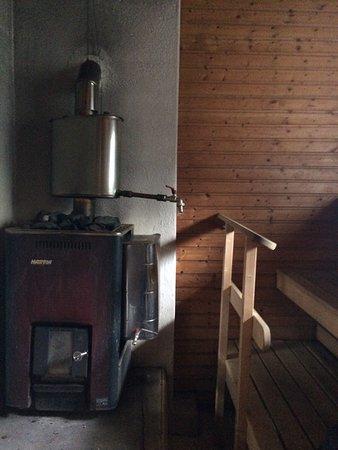 Salgrund Pilot Station: Sälgrund | Sauna