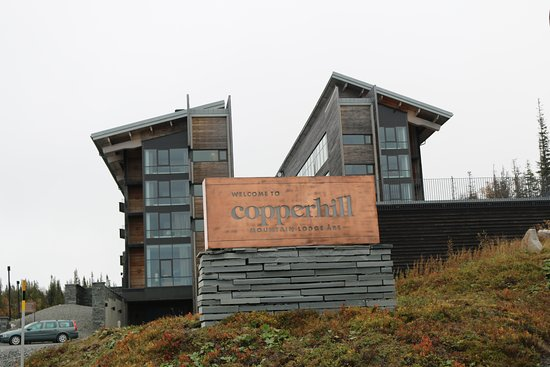 Copperhill Mountain Lodge