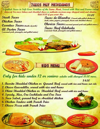 the salsas restaurant greeneville menu prices restaurant reviews tripadvisor