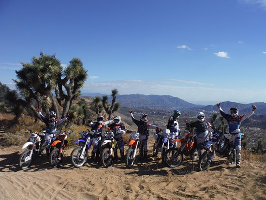 Wrightwood, Kalifornia: Dirt Bike Day Ride near Los Angeles