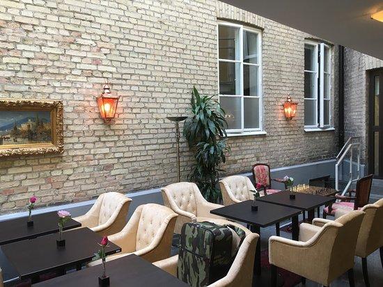 لوند, السويد: Hotel Concordia