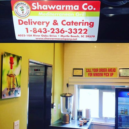 Shawarma Company Restaurant Delivery Catering