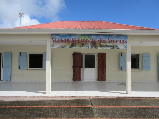 Le Morne-Rouge, Martynika: Regional Museum of Volcanoes in Morne Rouge
