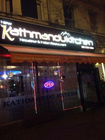 Kathmandu - Picture of Kathmandu Kitchen Nepalese & Indian ...