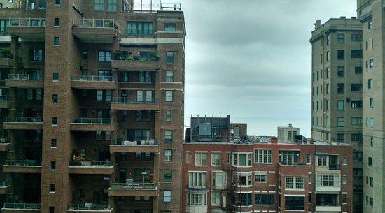 Hilton Chicago/Magnificent Mile Suites: Urban view