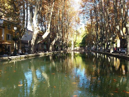 Cucuron, France : L'Etang!!