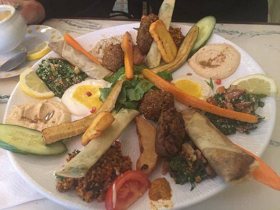 yarok fine syrian food from damascus