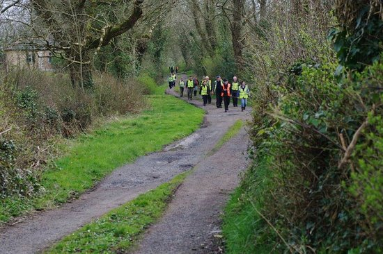 Claremorris, Ιρλανδία: Clogher Heritage Centre is the ideal location for quiet country walks,