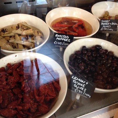 Sandgate, UK: Comemos Deli Cafe