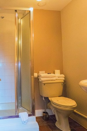 Halland, UK: Bathroom