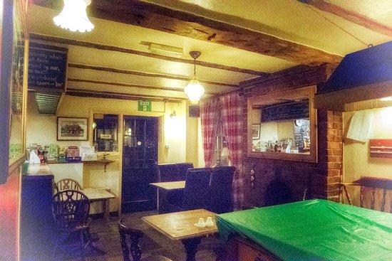 Halland, UK: Bar billiards