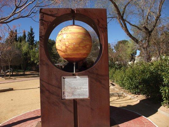 Paseo Del Sistema Solar