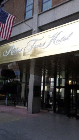 BEST WESTERN PLUS Robert Treat Hotel Bild