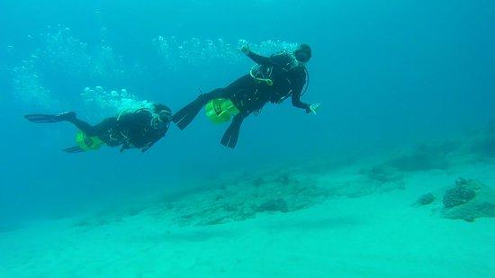Koloa, Havai: Scooter Dive