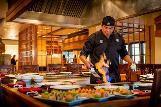 Mikado: Japanese restaurant in Puerto Vallarta