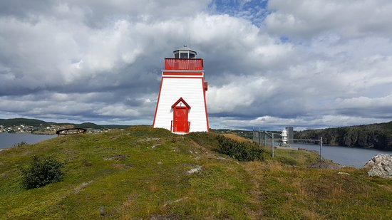 Trinity, Canadá: Fort Point Lighthouse