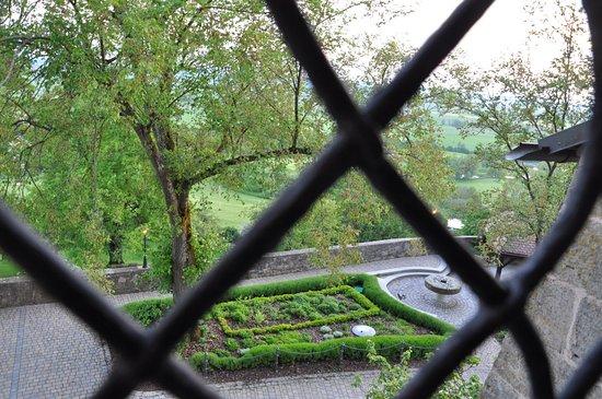 Colmberg, Germany: Blick aus dem Hochzeitszimmer
