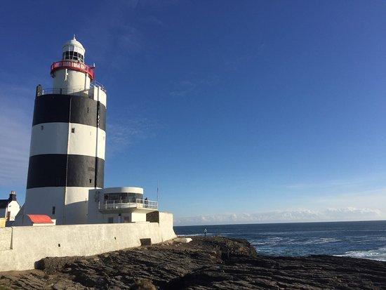 Fethard On Sea, Ireland: Hook's lighthouse