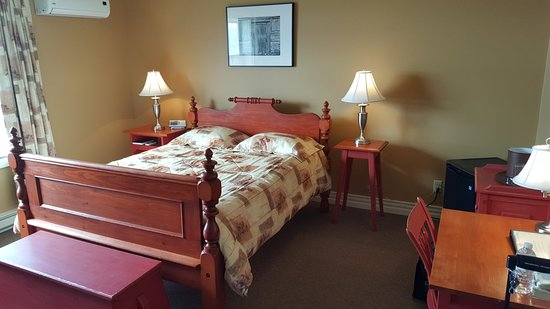 The Harbour Quarters Inn: Bedroom