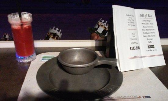ลอว์เรนซ์วิล, จอร์เจีย: Plate and soup bowl