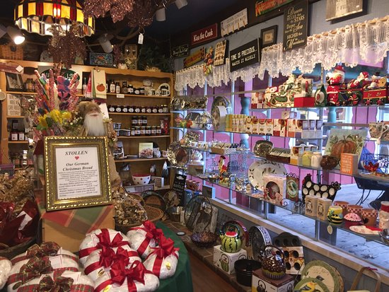 Three Rivers, Californien: Candy and more candy