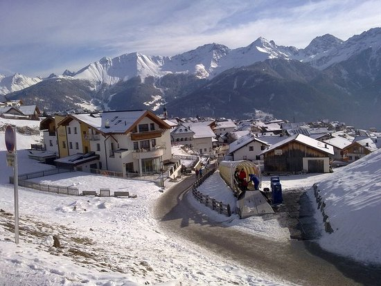 at the national park picture of innsbruck top travel. Black Bedroom Furniture Sets. Home Design Ideas