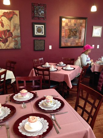 English Garden Tea Room and Bistro Prescott Restaurant Reviews