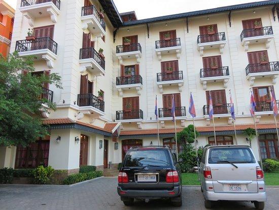 Steung Siemreap Hotel: Photo 2