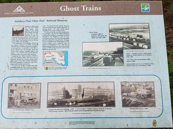 Salisbury Rail Trail Picture