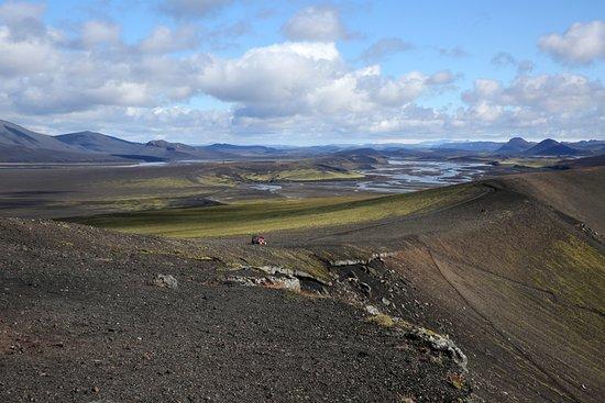 Hvolsvollur, Iceland: Landmannalauger Day Trip