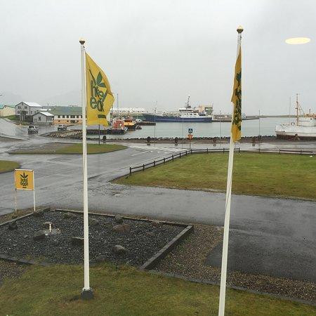 Hotel Edda Hofn : View from room