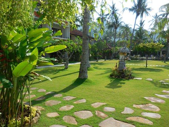 Hotel Genggong at Candidasa照片