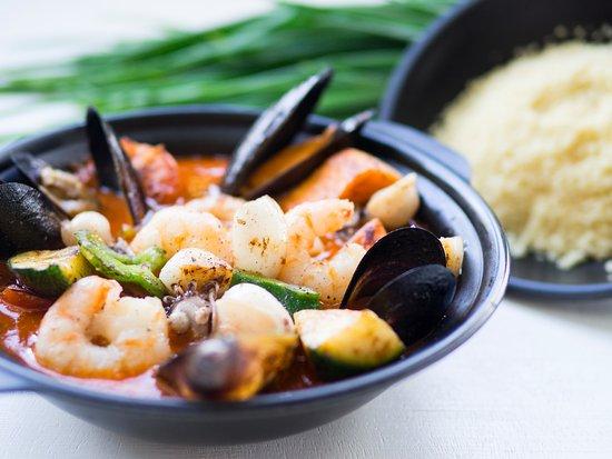 la taverna sicilian sea food couscous