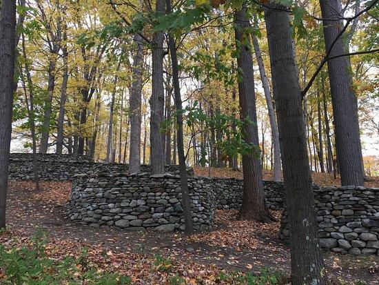 New Windsor, Estado de Nueva York: Storm King Wall