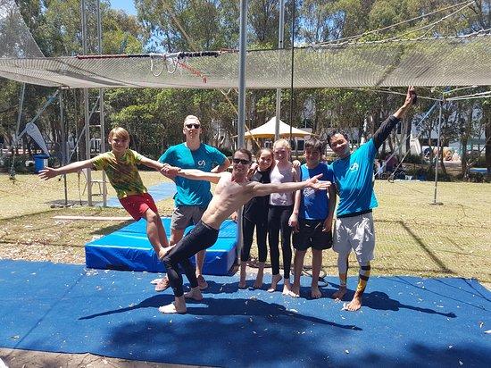 Homebush, أستراليا: Circus Arts Sydney