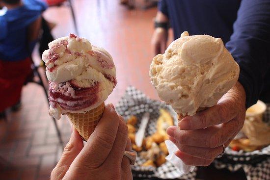 Tillamook, Oregón: Mountain Huckleberry & Vanilla