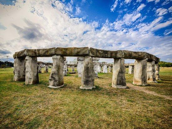 Ingram, TX: Stonehedge II taken 11/22/2016
