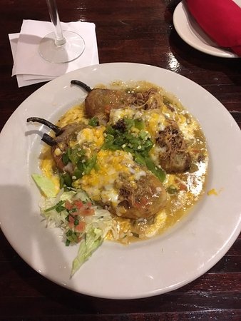 Casa Grande, AZ: Chiles Rellenos (Stuffed Peppers)