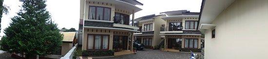 Tawangmangu, Ινδονησία: Joglo Lawu & House of Lawu