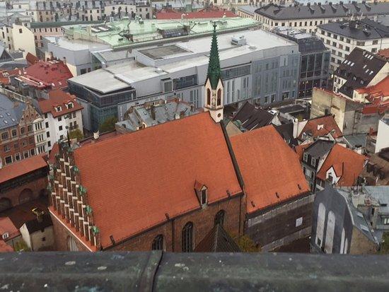St. Peter's Church: St. Jakob's