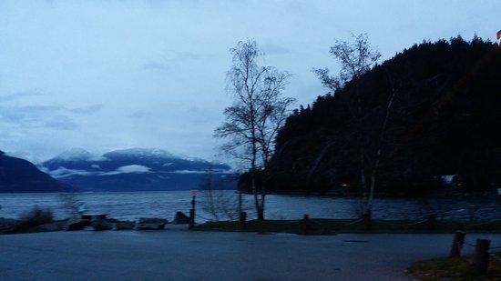 Squamish, كندا: Porteau Cove Provincial Park