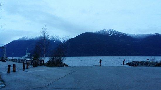 Squamish, Kanada: Porteau Cove Provincial Park