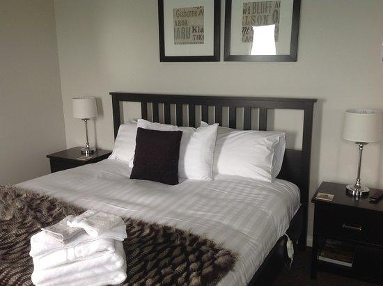 Bluff, Nueva Zelanda: Bedroom