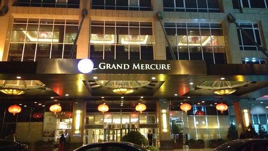 Grand Mercure Beijing Central: Hotel facade