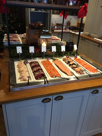 dba874ca33a5 Julbord, Christmas Lunch, best in Stockholm! - Picture of Waxholms ...