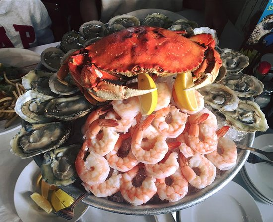 Photo of Seafood Restaurant The Eagle Cafe at 39 Pier, San Francisco, CA 94133, United States
