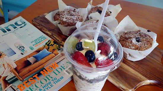 Cleveland, ออสเตรเลีย: Bay Breeze Cafe