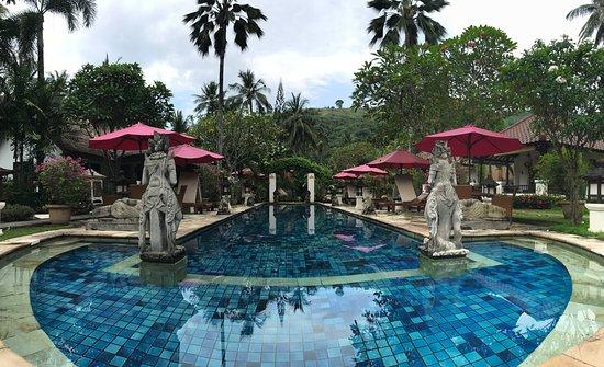 Puri Mas Boutique Resort & Spa: Спа в горах